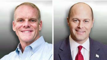 Intense battle among Republicans vying for a spot on the gubernatorial ticket; Jonathan Serrie reports from Gainesville, Georgia.