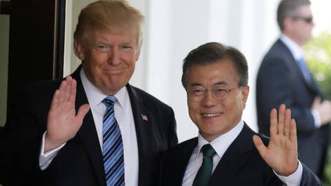 Daylight between Trump and Moon on Kim summit?