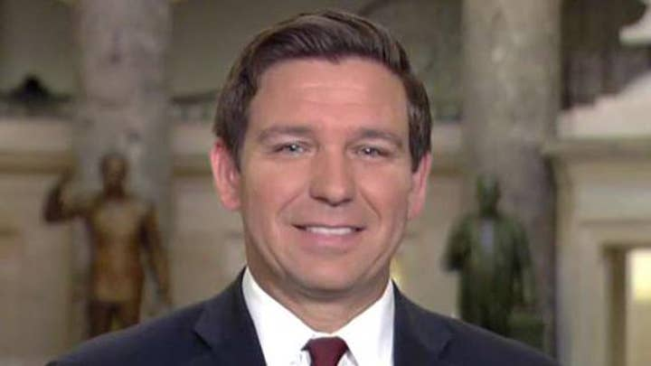 Rep. Ron DeSantis calls for a second special counsel