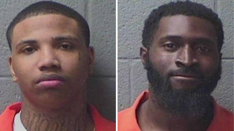 The dangerous inmates escaped from the Orangeburg-Calhoun Regional Detention Center in South Carolina.