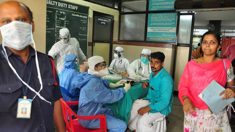 Ten die in India outbreak of brain-damaging bat virus