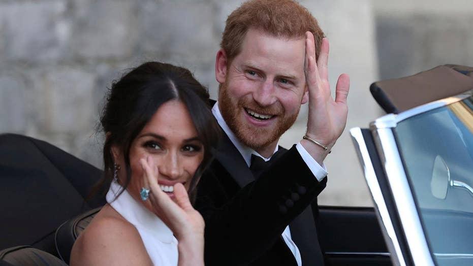 Tradition meets modernity at royal wedding