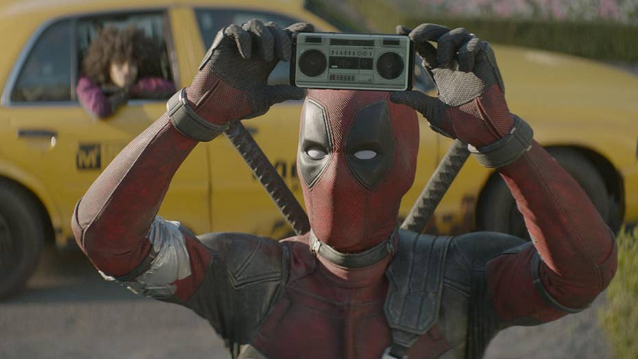 'Deadpool' sequel bumps 'Avengers' from box office perch