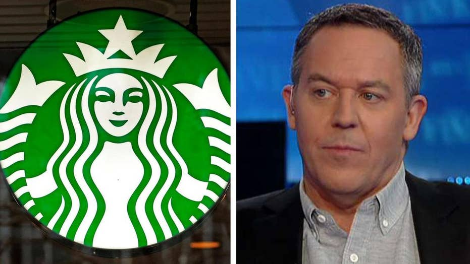 Gutfeld on Starbucks' 'woke-uccino'