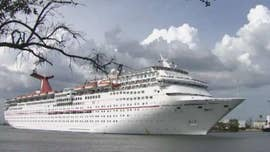 The United States Coast Guard is searching for a 50-year-old Carnival Cruise passenger who reportedly went overboard approximately 85 miles west of Fort Myers, Fla.