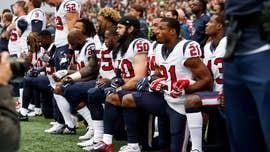 "The NFL adopted a policy that would fine teams and league personnel did not ""stand show respect for the flag and the Anthem,"" the league announced Wednesday."