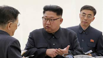 Journalists head to North Korea to observe the dismantling of their Punggye Ri nuclear test site; senior foreign affairs correspondent Greg Palkot reports from Seoul.