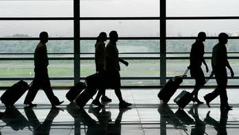 The numbers of arrests on flights may be dropping, but the international president of the Association of Flight Attendants says that is not what her members are reporting.