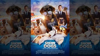 'Show Dogs' criticized for scene likened to child sex abuse