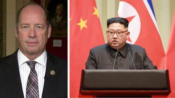 Republican congressman from Florida says Kim Jong Un has a choice: Does North Korea want to continue international sanctions or get on with the serious business of denuclearization.
