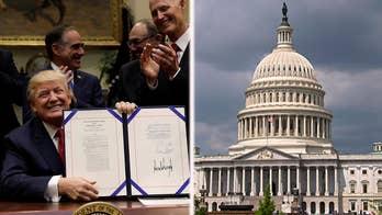 Senate approves bill to overhaul Veterans Choice Program