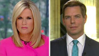 Democratic congressman Rep. Eric Swalwell discusses the intelligence community's response to 2016 threats from Russia on 'The Story.'