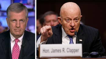 James Clapper says that he has 'no doubt' Russia influenced the 2016 presidential election; Fox News senior political analyst Brit Hume shares his perspective on 'The Story.'