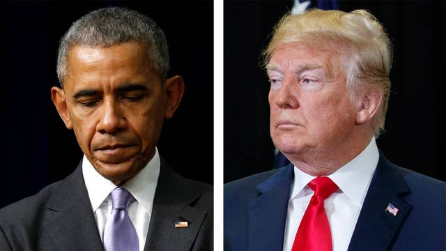 Did the Obama administration spy on the Trump campaign?