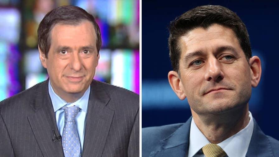 'MediaBuzz' host Howard Kurtz weighs in on the mainstream media hype that speaker Paul Ryan may leave his post prematurely.