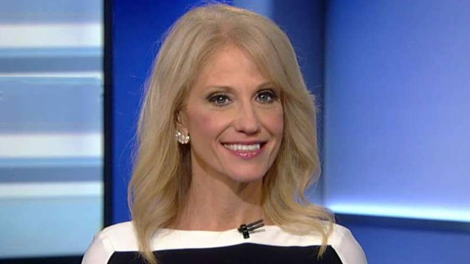 Conway on Trump's pro-life agenda, North Korea and trade