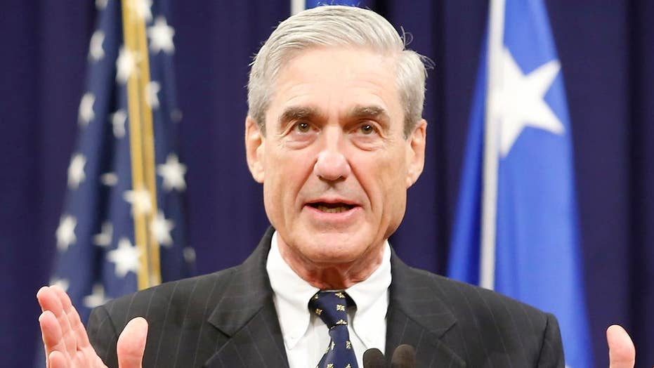 Report: Trump team pushing to restrict Mueller's questions