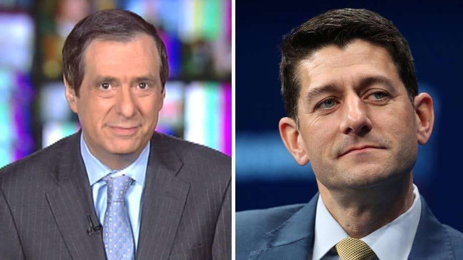 Kurtz: Why Paul Ryan will probably hang on