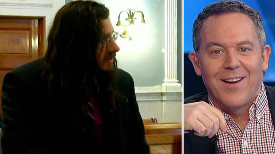 Gutfeld on 30-year-old evicted from his parent's house