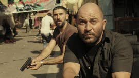 When Lior Raz sat down with his longtime friend Avi Issacharoff to write a TV show about their experiences serving in the Israeli Defense Forces (IDF), the Israeli actor never though anyone would see it.