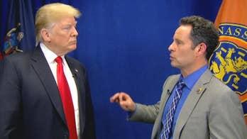 Preview: Brian Kilmeade interviews President Trump for 'Fox & Friends.'