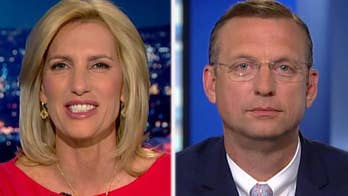 Rep. Doug Collins shares insight on 'The Ingraham Angle' after the prison reform bill he introduced passes in the House.