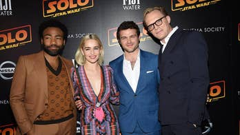 "The cast of 'Solo: A Star Wars Story' sits down with Fox News' Michael Tammero to talk about the epic Han Solo origin story and who would be better at ""beer pong,"" Han Solo or Lando?"