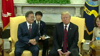 Regional observers hold out hope talks with North Korea will resume; senior foreign affairs correspondent Greg Palkot reports from Seoul.