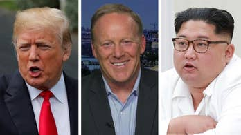Former White House press secretary says on 'The Story' that Trump is a 'master negotiator' who made his conditions clear with North Korea.