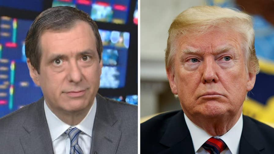 'MediaBuzz' host Howard Kurtz weighs in on President Trump cancelling the planned summit with North Korea leader Kim Jong Un.
