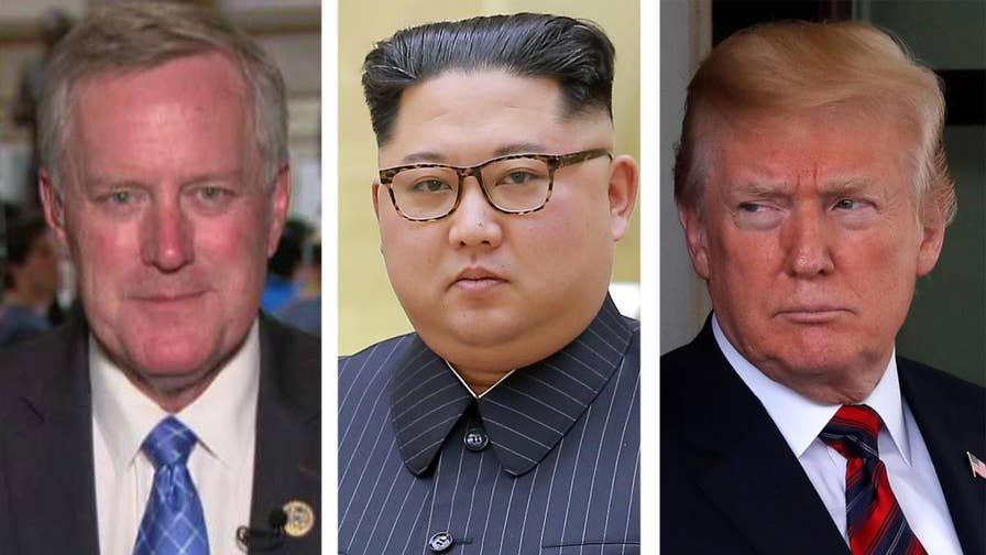 House Freedom Caucus chairman Rep. Mark Meadows offers insight on likely North Korea repercussions in the aftermath of President Trump's decision to cancel the highly anticipated June 12 meeting.
