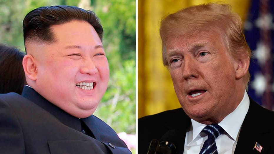 White House pulls out of North Korea summit