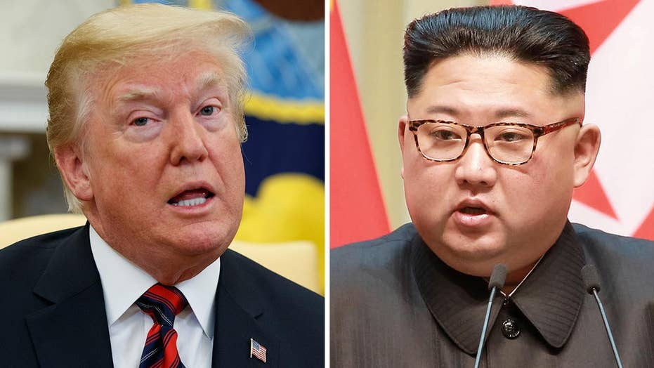 Trump cancels summit with Kim, cites tremendous anger