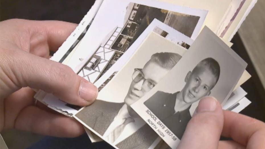 Veteran seeks help reuniting treasures to fellow vet