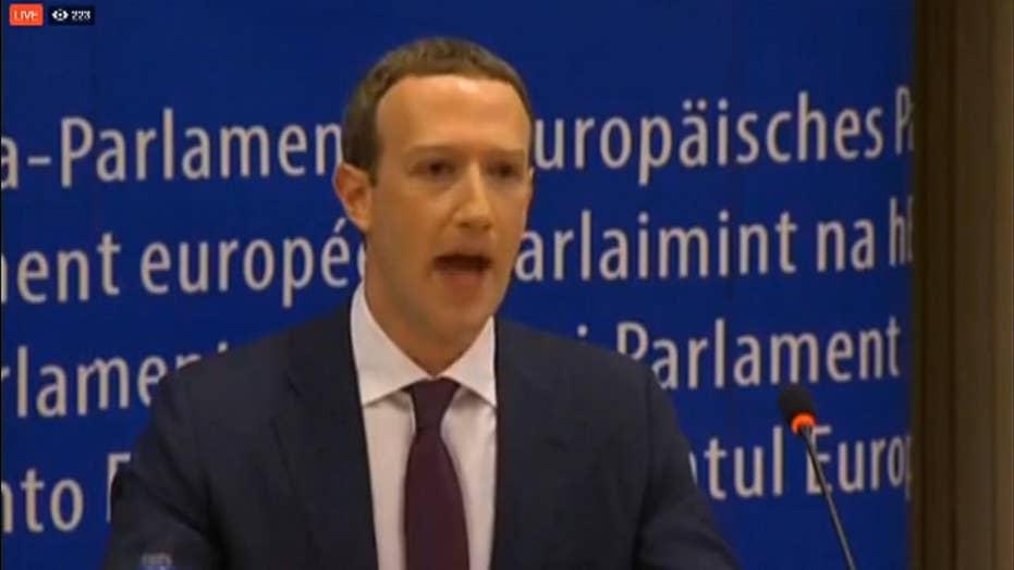 Facebook CEO Mark Zuckerberg's alleged data weaponizing