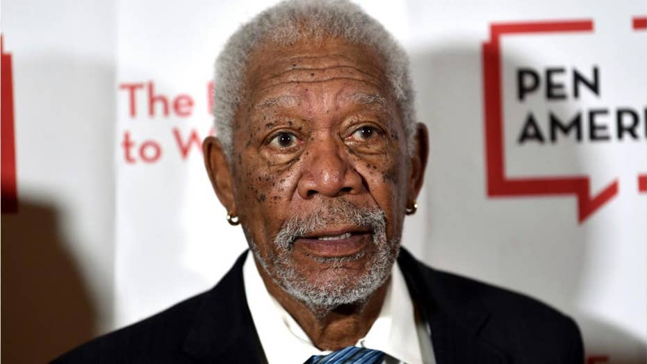 Morgan Freeman apologizes after harassment claims