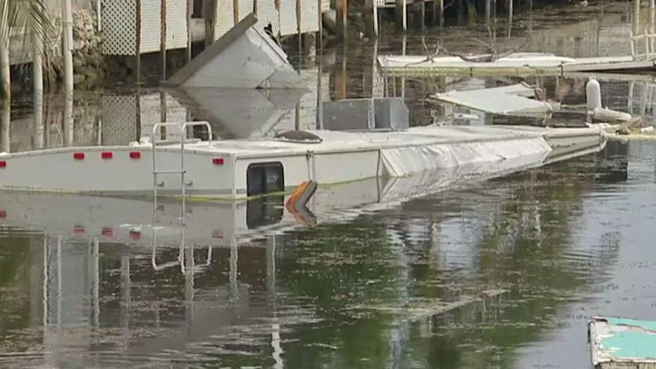 Forecasters release prediction for 2018 hurricane season
