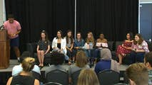 Students say they want change in wake of tragedy