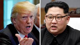 "President Trump kept the diplomacy door open with North Korea on Friday, welcoming the regime's latest ""productive"" statement and saying the two sides are still talking following the administration's decision to cancel a planned summit with Kim Jong Un."