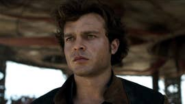 "In the largest disturbance yet in Disney's otherwise lucrative reign over ""Star Wars,"" the Han Solo spinoff ""Solo: A Star Wars Story"" opened well below expectations with a franchise-low $83.3 million in ticket sales over the three-day weekend in North American theaters."