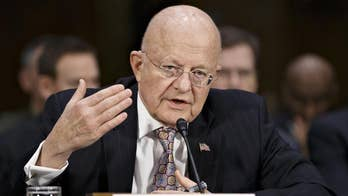 James Clapper: I'm sure FBI's probe into whether Trump was Russian asset 'justified'