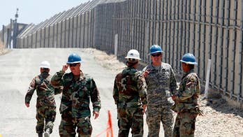 National Border Patrol Council President Brandon Judd says he's seen 'no benefit' from the deployment of National Guardsmen to the U.S. border with Mexico; Matt Schlapp, chairman of the American Conservative Union, and Jehmu Greene, former candidate for DNC chair, weigh In.