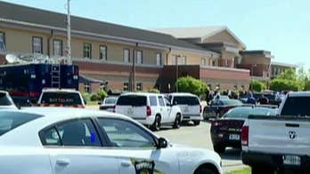 School shooting happened at a middle school in Noblesville, about 20 miles northeast of Indianapolis; Matt Finn reports.