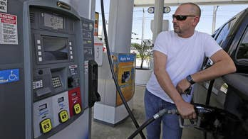 Memorial Day gas prices highest since 2014; Fox Business Network's Jeff Flock reports.