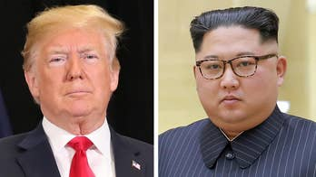 International community monitors the back and forth between the United States and North Korea; Greg Palkot reports from Seoul, South Korea.