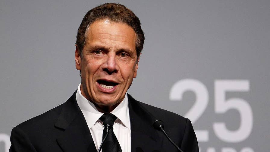 Governor Cuomo grants parolees the right to vote. Widow of NYPD officer speaks out.