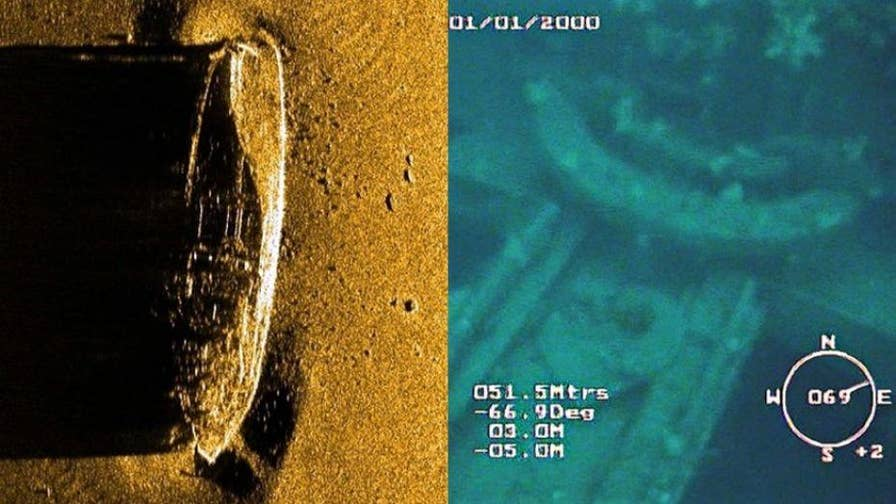 The Royal Navy Tug the Empire Wold sank mysteriously went missing 74 years ago. It has been finally found and its wreckage has clued researchers into what may have caused her sinking.