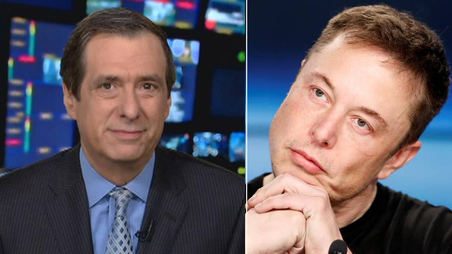 'MediaBuzz' host Howard Kurtz weighs in on Elon Musk turning against the media after recent negative press.