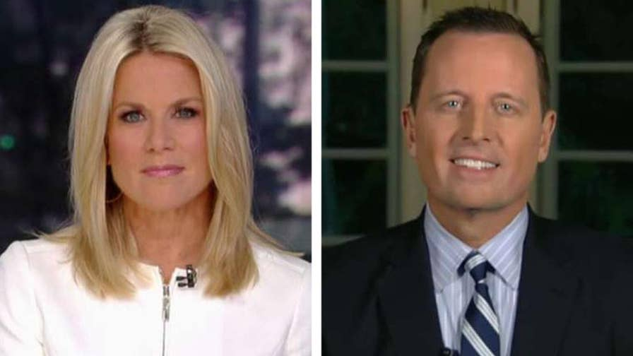 U.S. Ambassador to Germany Ric Grenell weighs in after Trump withdrawals from the North Korea summit and shares insight about United State-Germany relations on 'The Story.'