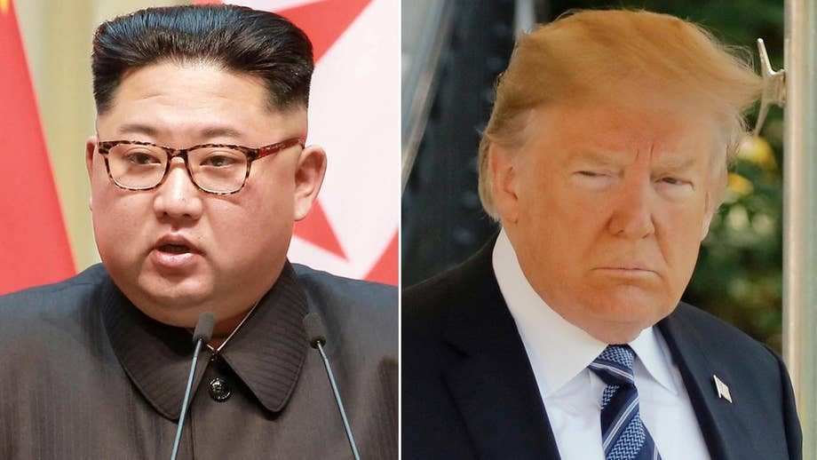 Trump welcomes statement from North Korea, says talks to reinstate summit 'productive'